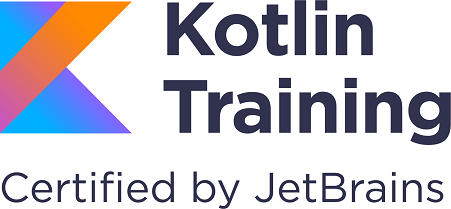 Training certified by JetBrains